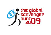 Pixellent logo development for GreatEscape the global scavenger hunt