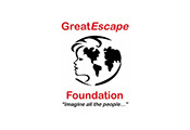 Pixellent logo development for Great Escape Foundation