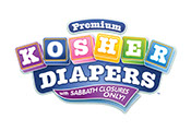Pixellent logo development for Kosher Diapers