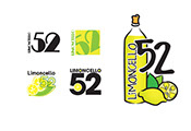 Pixellent logo development for Limoncello52 jewelry design