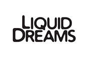 Pixellent logo development for Liquid Dreams sleeping aid beverage