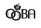 Pixellent logo development for Ooba hibiscus beverages