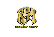 Pixellent logo development for RPM Energy Shot