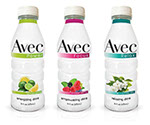 Pixellent Packaging concept design for Avec Beverages