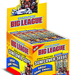 Pixellent Packaging concept design for big league display box for sunflower seeds