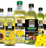 Pixellent-Packaging-package-design-and-label-layout-design-for-American-Vegetable-Oils-various-cookig-oil-products-native-harvest